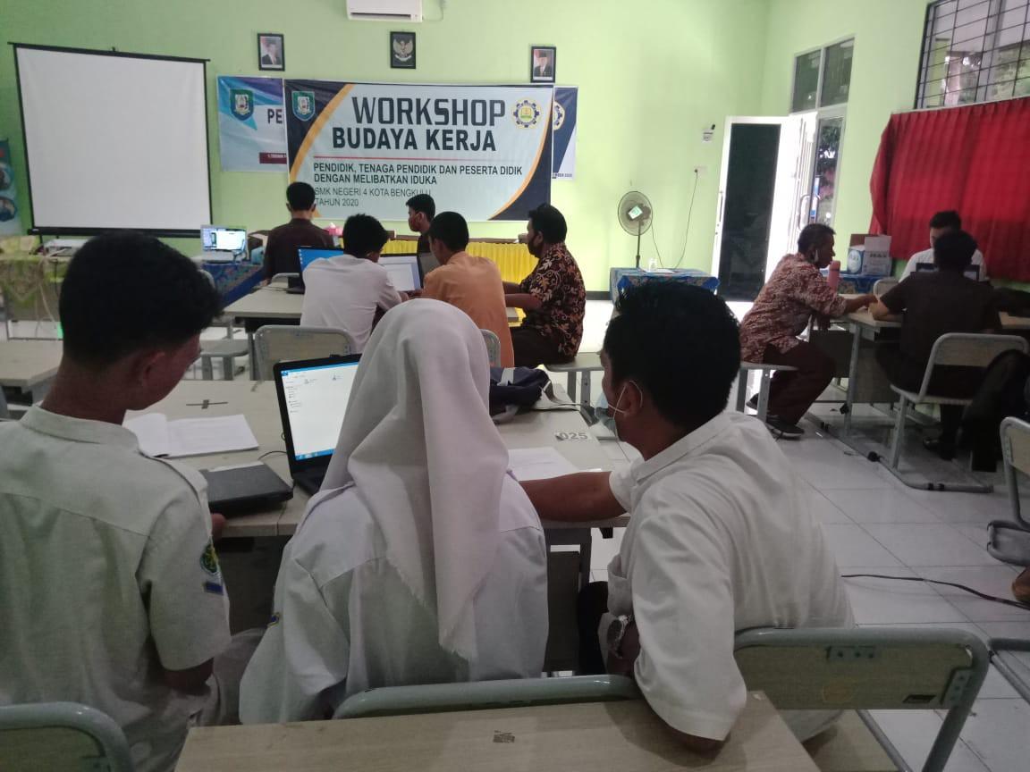 Workshop Budaya Kerja