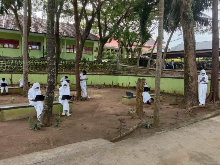 Wow Program Gerakan Sekolah Menyenangkan (GSM) di SMKN 4 Kota Bengkulu.